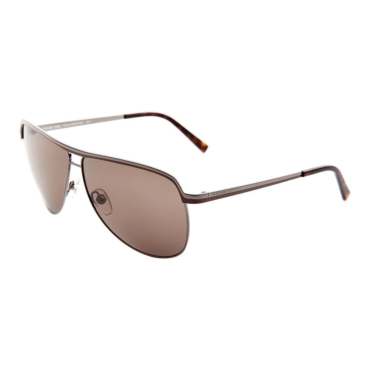michael kors sonnenbrille m2469srx 239 herren men sunglasses braun neu ovp. Black Bedroom Furniture Sets. Home Design Ideas