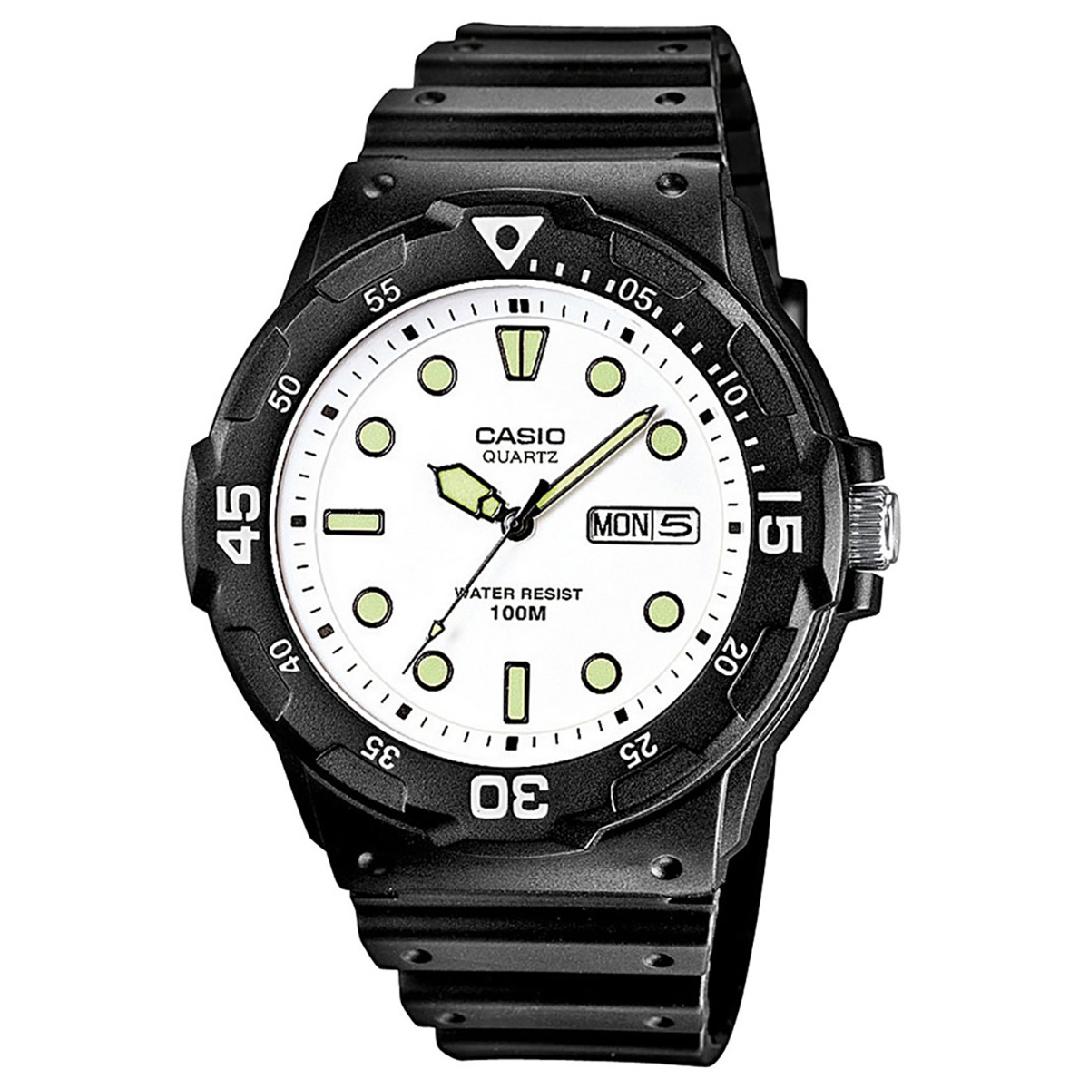 casio uhr mrw200h7e herren damen armbanduhr schwarz wei223